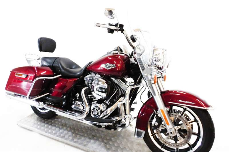 Used 2016 Harley Davidson Road King