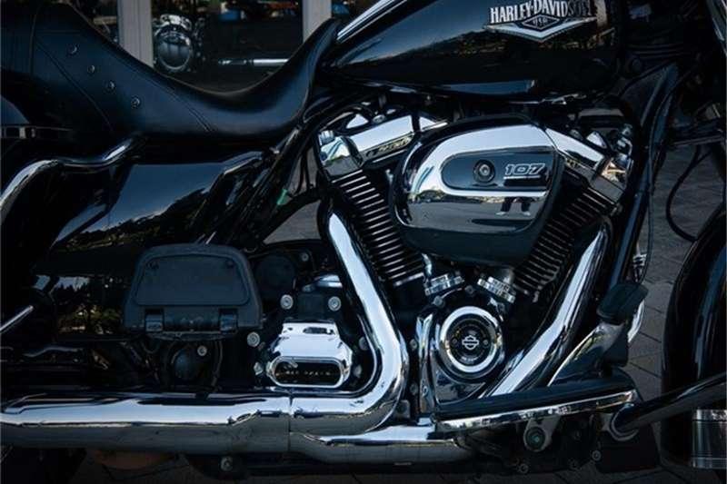 Harley Davidson Road King 2018