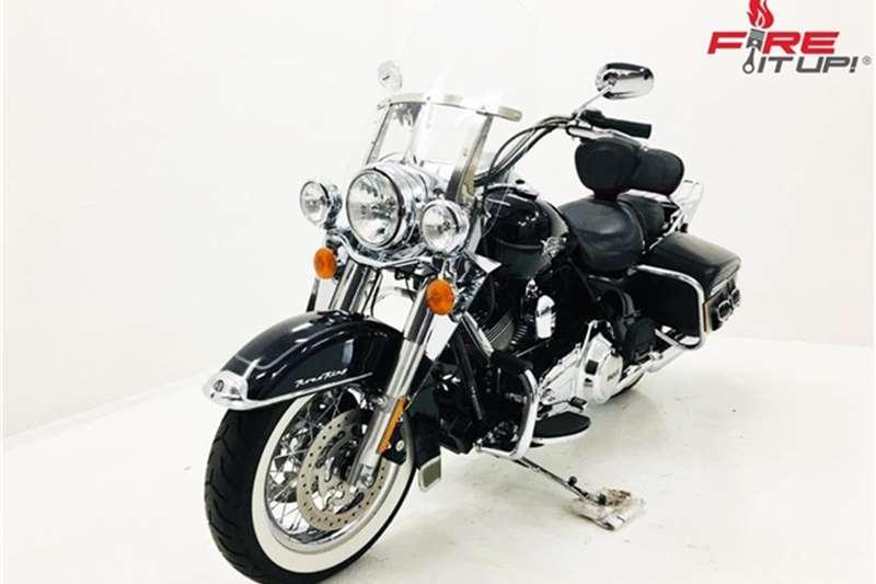 Harley Davidson Road King Classic 103 2012