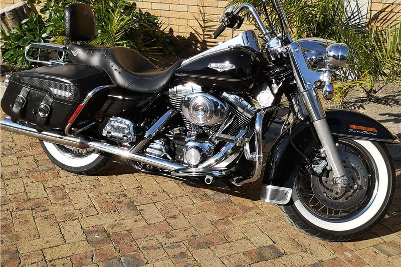 Used 2006 Harley Davidson Road King