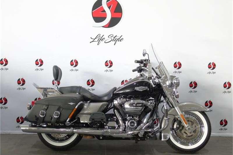 Harley Davidson Road King Classic 2017