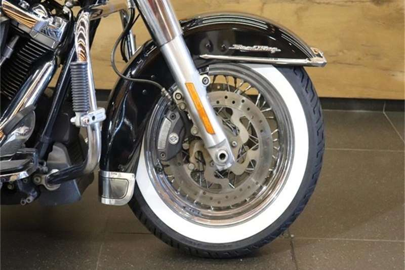 Used 2017 Harley Davidson Road King