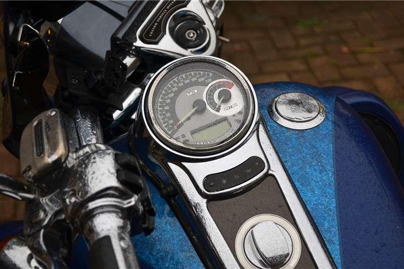 Harley Davidson Road King FLHRC Classic CVO 110 Screaming Eagle 2012