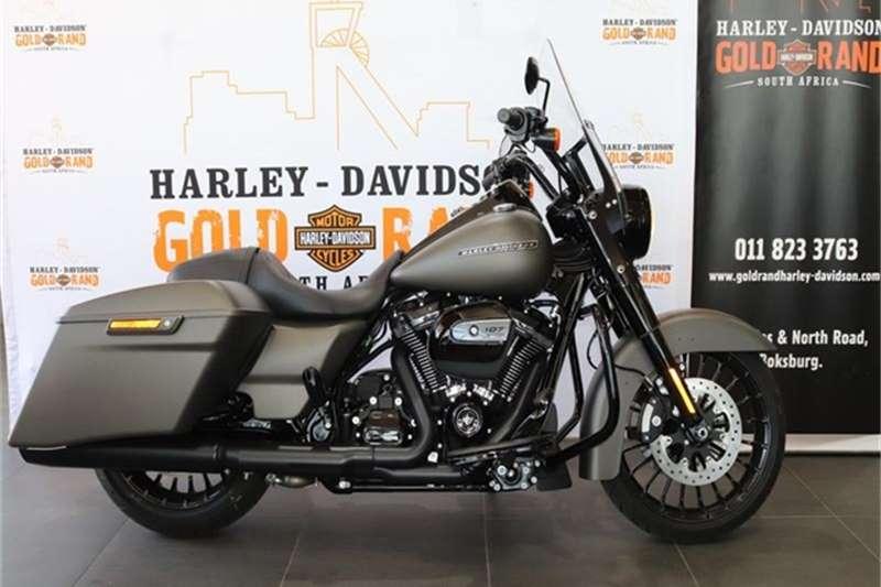 Harley Davidson Road King Special 114 2019