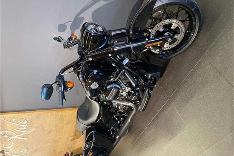 Used 2021 Harley Davidson Road King