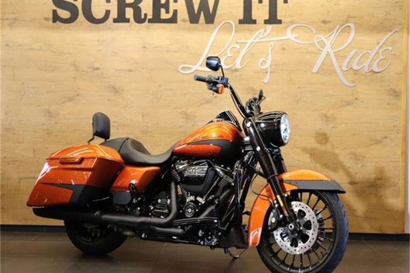 2019 Harley Davidson Road King