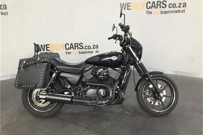 Harley Davidson SM125 35hp 2015