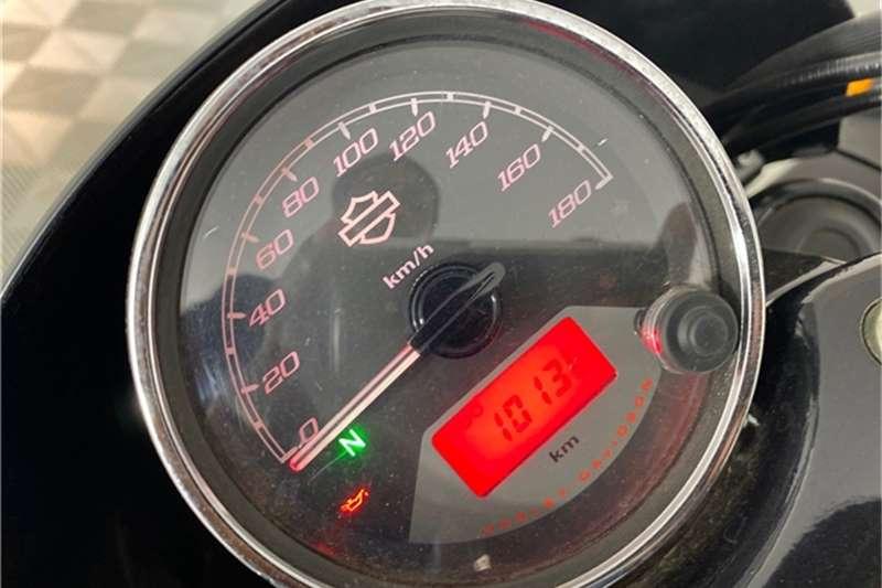 Used 2015 Harley Davidson SM125 35hp