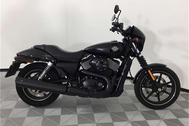Used 2016 Harley Davidson SM125 35hp