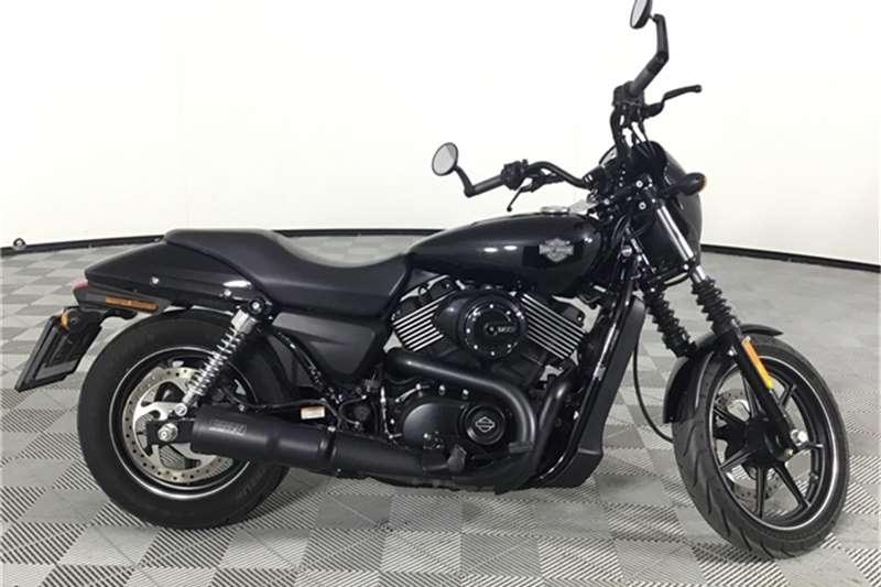 2016 Harley Davidson SM125 35hp