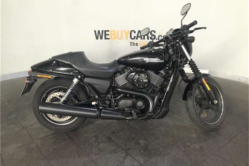 Harley Davidson SM125 35hp 2017