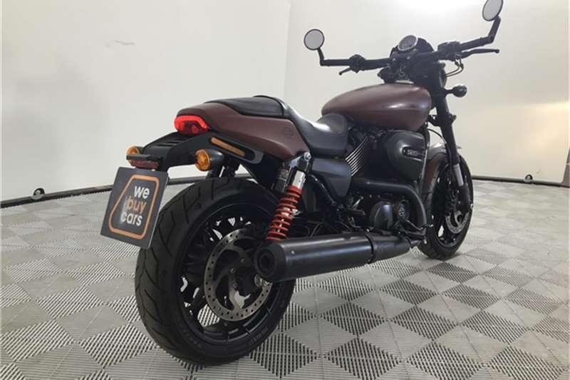 Harley Davidson SM125 35hp 2018