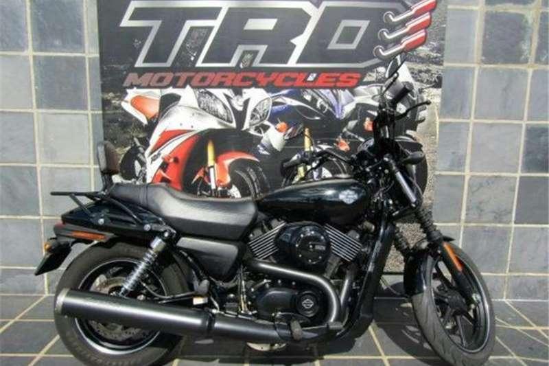 Harley Davidson SM125 35hp 750 2015