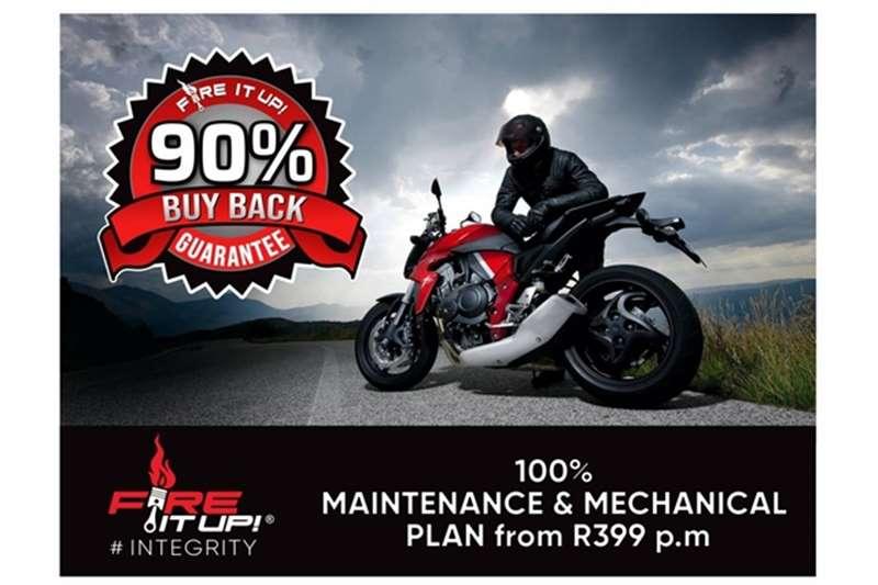 2015 Harley Davidson SM125 35hp