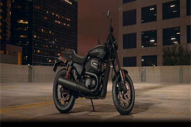 New 2018 Harley Davidson SM125 35hp