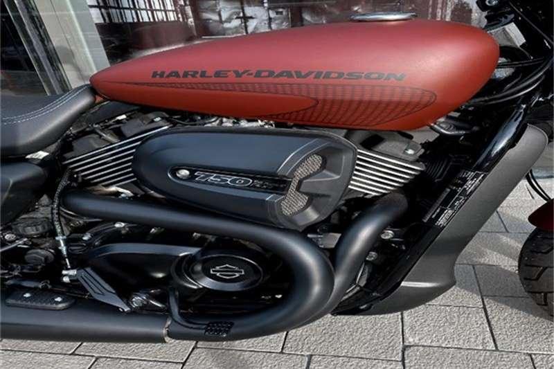 Used 2019 Harley Davidson SM125 35hp
