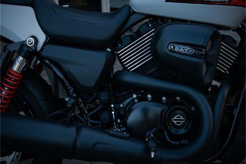 Harley Davidson SM125 35hp 750 Street Rod 2020