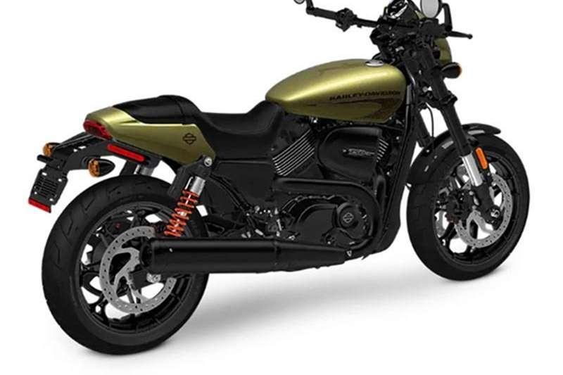 Used 2020 Harley Davidson SM125 35hp