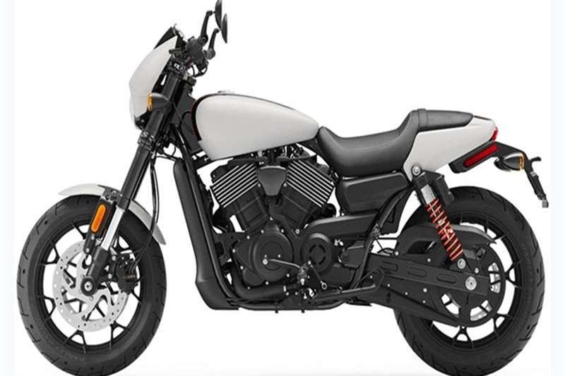 2020 Harley Davidson SM125 35hp