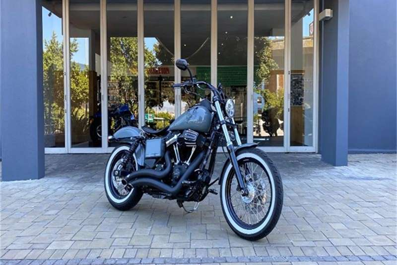 2015 Harley Davidson