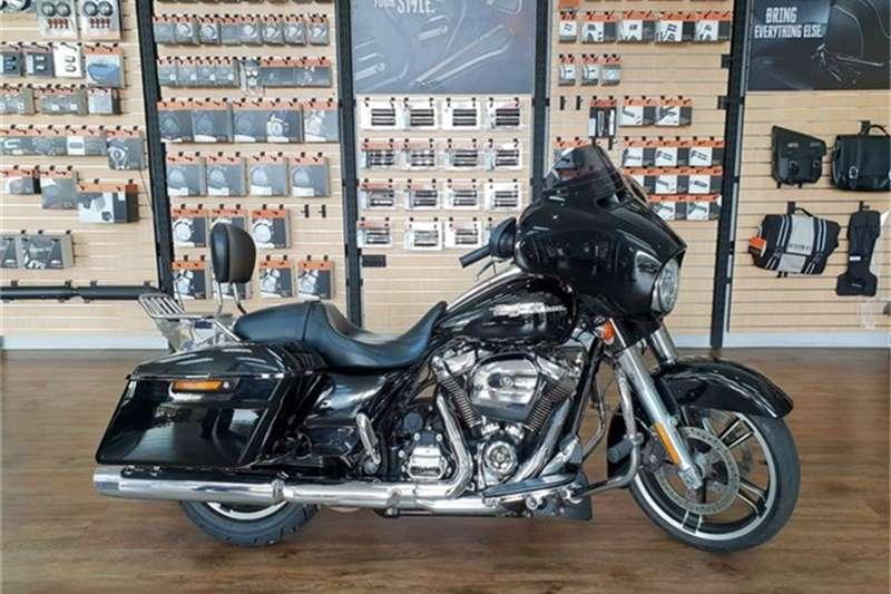 Harley Davidson SM125 35hp Glide Anniversary 2017