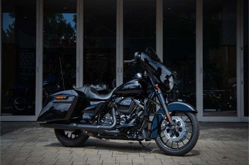 Harley Davidson SM125 35hp Glide Anniversary 2018