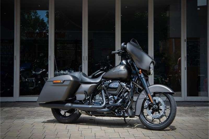 Harley Davidson SM125 35hp Glide Anniversary 2020
