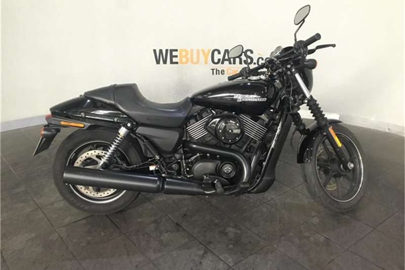 2017 Harley Davidson SM125 35hp