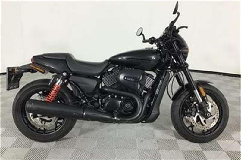 2021 Harley Davidson SM125 35hp