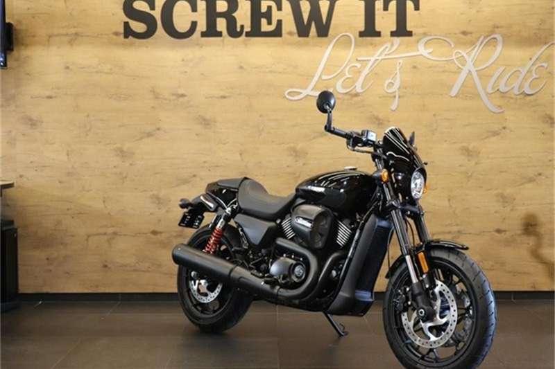2018 Harley Davidson SM125 35hp