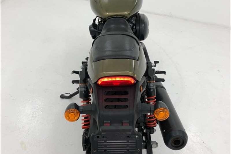 Used 2018 Harley Davidson SM125 35hp