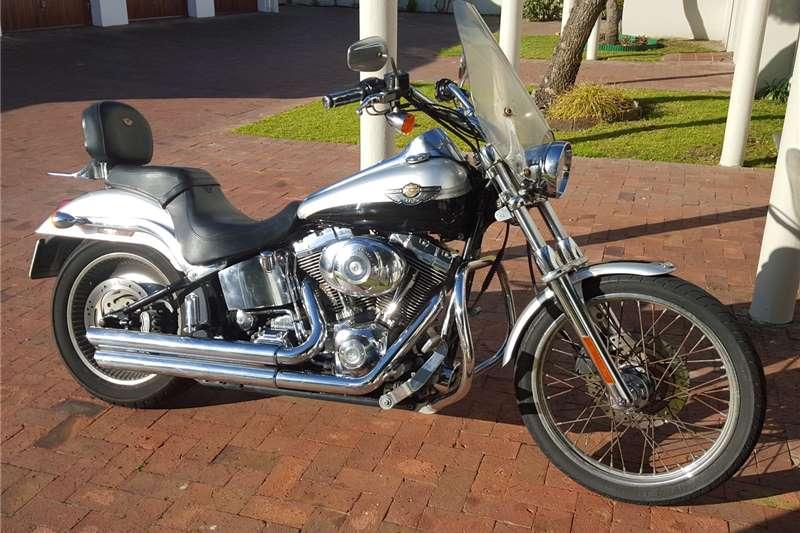 Used 2003 Harley Davidson Softail