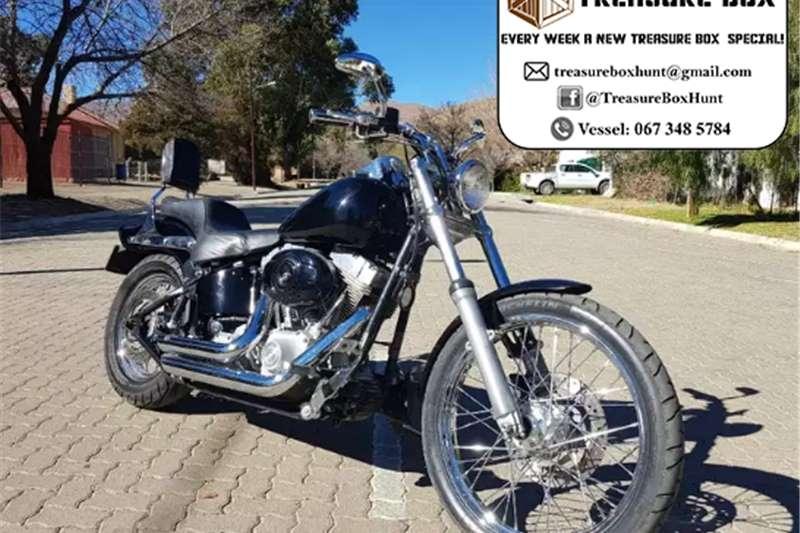 Harley Davidson Softail 2002