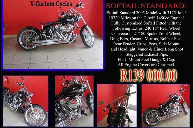 Harley Davidson motorcycles for sale in Pretoria | Auto Mart