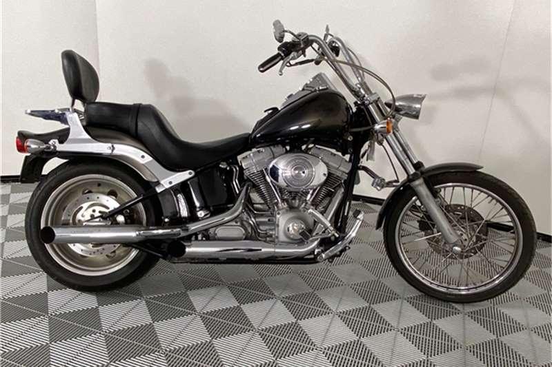 Used 2006 Harley Davidson Softail