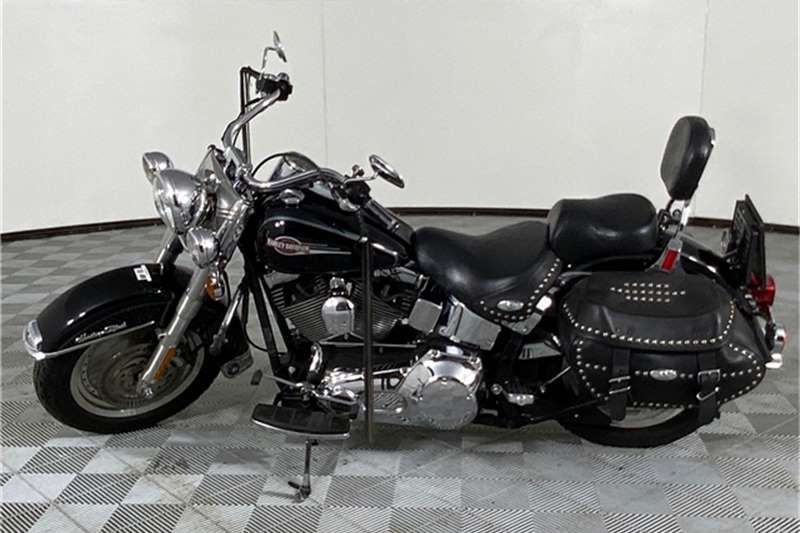 Used 2007 Harley Davidson Softail