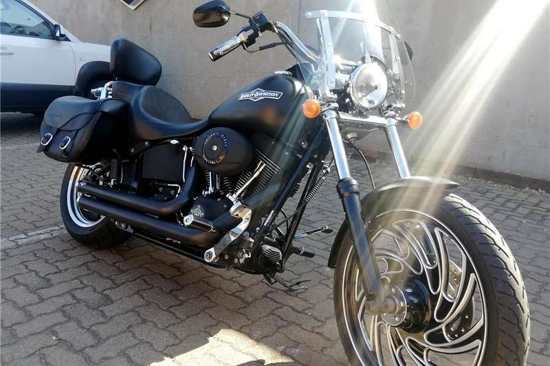 2008 Harley Davidson Softail