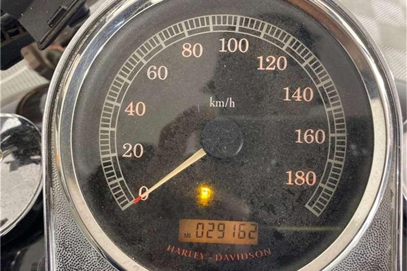 Used 2008 Harley Davidson Softail