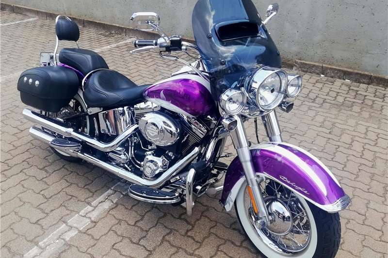 Harley Davidson Softail 2011