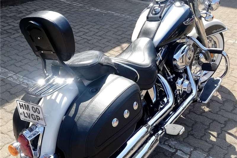 2011 Harley Davidson Softail