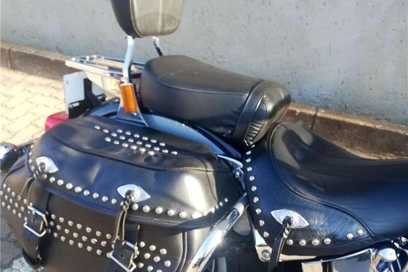 Harley Davidson Softail 2012