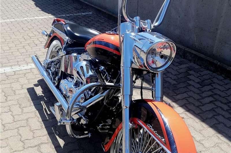 Harley Davidson Softail 2013