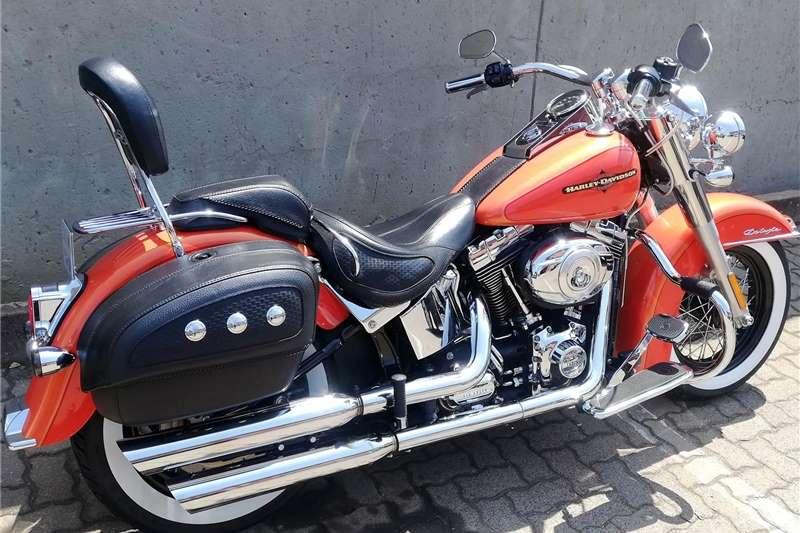 Harley Davidson Softail 2014