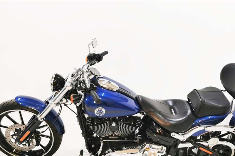 Harley Davidson Softail 2015