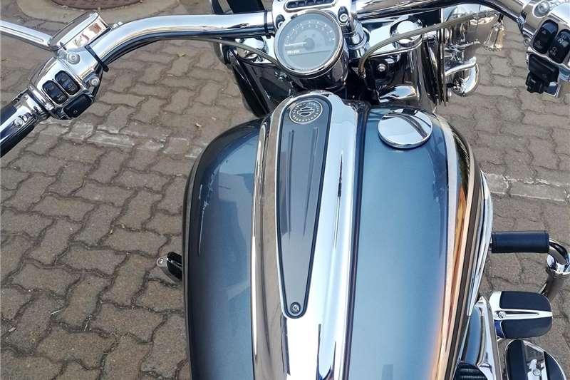 Used 2015 Harley Davidson Softail