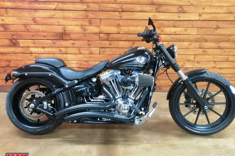 Harley Davidson Softail 2017