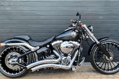 Used 2017 Harley Davidson Softail