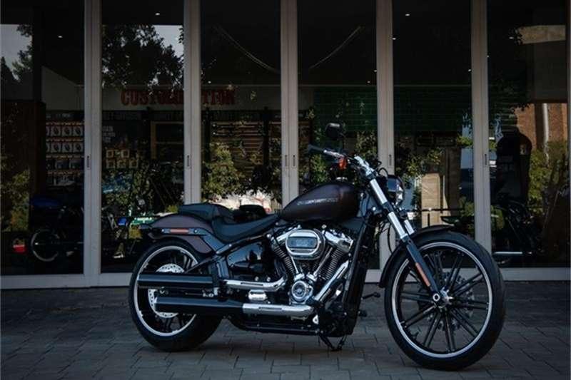 Harley Davidson Softail Breakout 2019