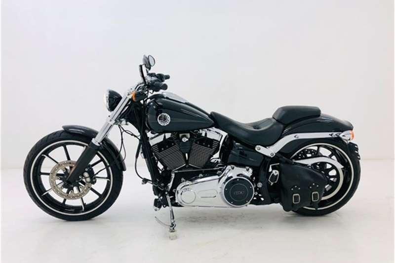Used 2014 Harley Davidson Softail