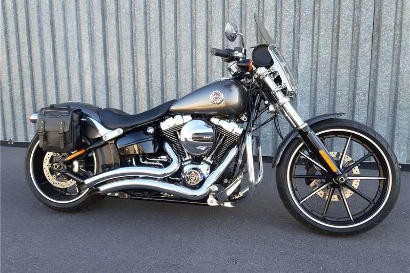 Used 2016 Harley Davidson Softail